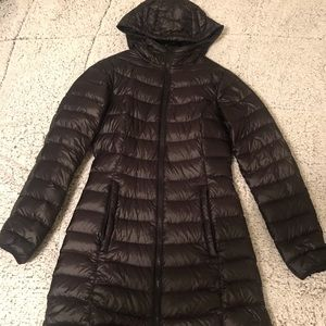 North Face Down Coat